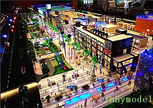北京沙盘公司北京商业地产沙盘设计制作公司